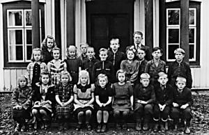 Flybos skola 1946
