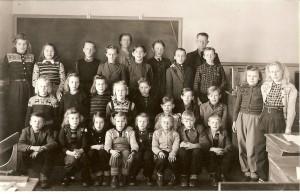 Flybos skola 1947