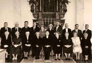 Konfirmandåterträff 1961