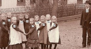 ev notteback skolklass nummer b