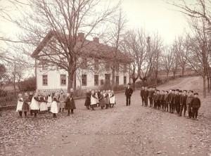 Nottebäcks skola, okänt år