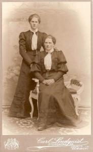 Ida Samuelsson och Ida Henriksson