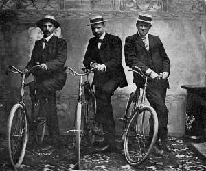 Cykeltrio