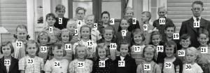 Norrhult 1950 numbers