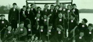Norrhultsbandynorrsjon -nummer