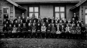 Klavre framtids ungdsomsloge, troligen tidigt 1920-tal